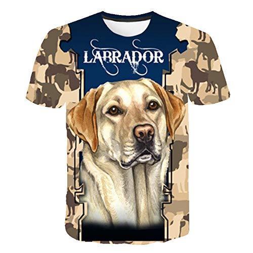 Animale Design Grafico Stampato T-shirt Wellcoda DOBERMANN ANIMALI Cool Da Uomo T-shirt