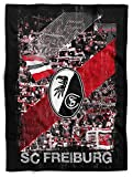 SC Freiburg - Fleecedecke Fans 150 x 200cm