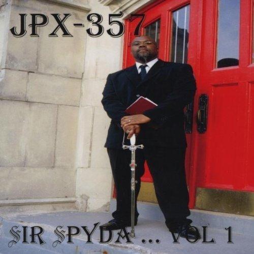 Sir Spyda Vol 1 by Jpx 357 (2009-10-13)