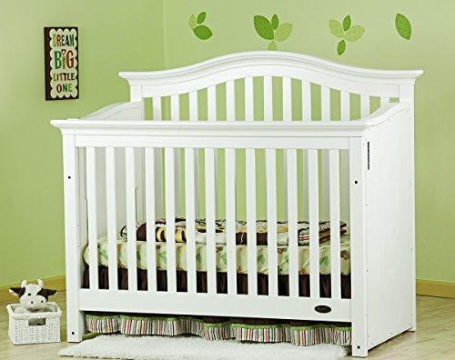 Big Sale Dream On Me Electronic Wonder Crib II, White
