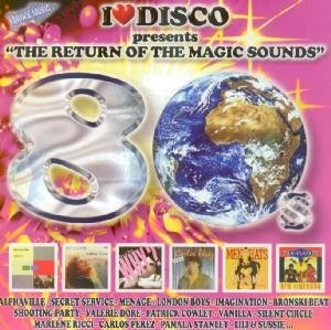 I Love Disco 80s Vol.3