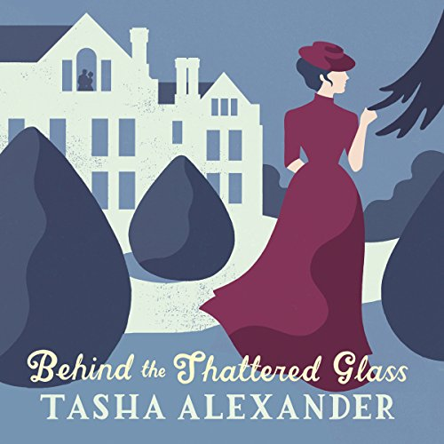 Behind the Shattered Glass audiobook cover art