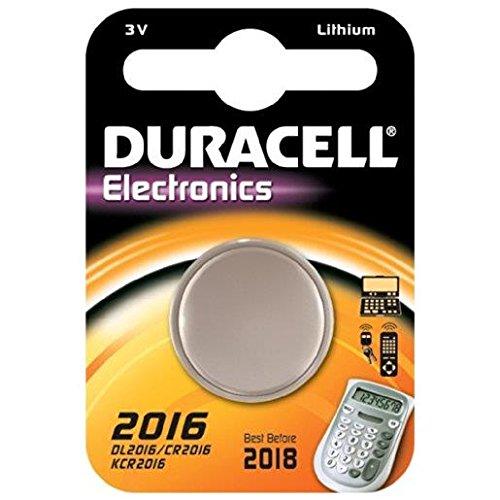Pile Duracell Specialistiche Duracell bottone litio 3 V 2016