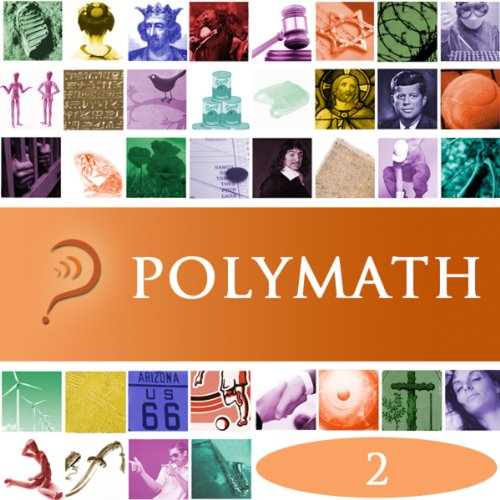 Polymath audiobook cover art