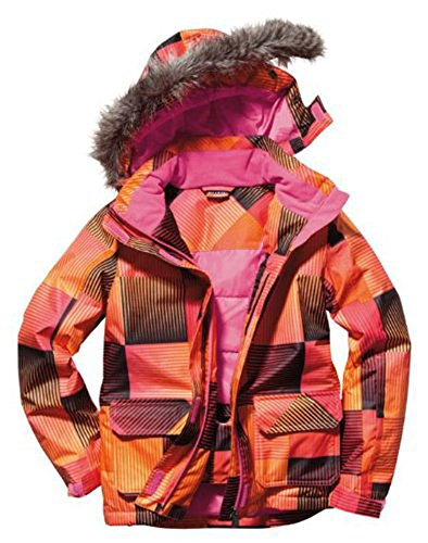 Meisjes snowboardjas 158/164 NIEUW ski-jack sneeuwjas winterjas