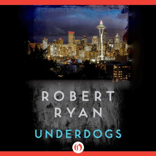 Underdogs audiobook cover art