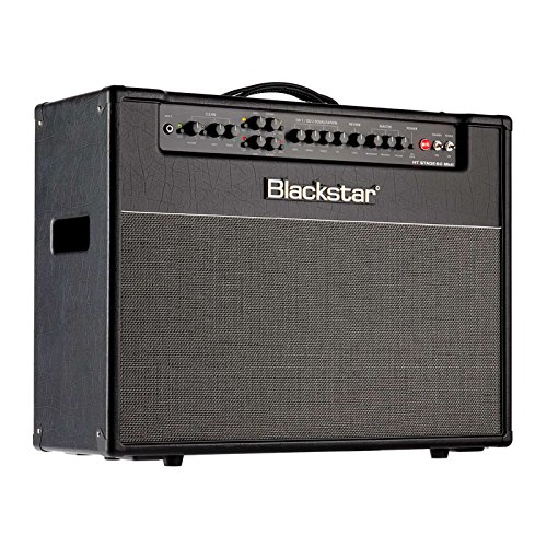 Blackstar HT Venue Series Stage 60 MKII 60W 2x12 Tube Guitar Combo Black Amps Combo Equipment Guitar Recording Studio