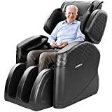 OOTORI 2020 Massage Chair, Zero Gravity Massage Chair, Full Body Shiatsu Massage Chair Recliner with 16 Air Bags and 4 Foot Rollers (black)