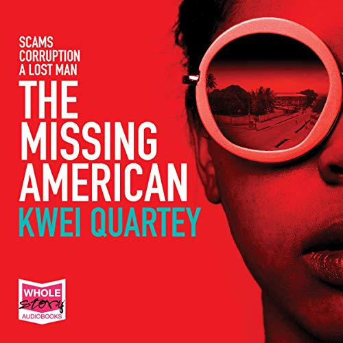The Missing American cover art