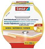 tesa® Malerband für Innen, Profi Qualität, 25m x 38mm