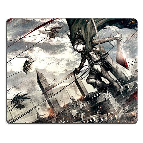 Shingeki Kein Kyojin-Angriff auf Titan Levi 01 Anime Gaming Mouse Pad