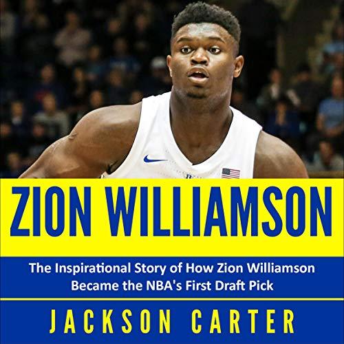 Zion Williamson cover art