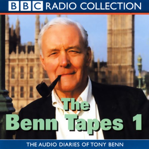 The Benn Tapes 1 audiobook cover art