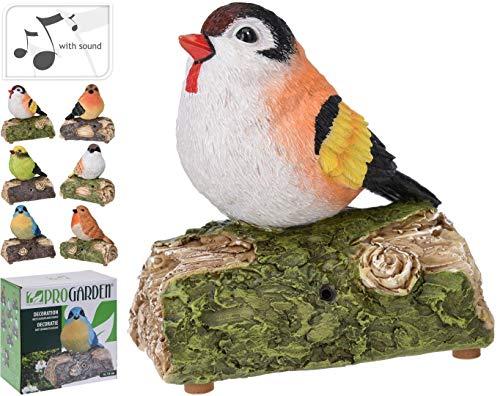 Vogel Met Geluid 6 Assorti