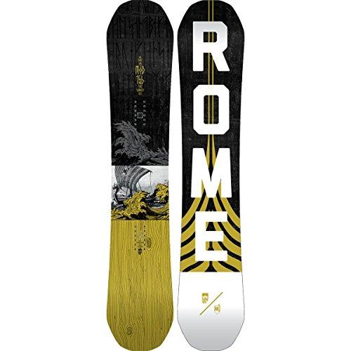 ROME RK1 STALE Snowboard 2018, 156