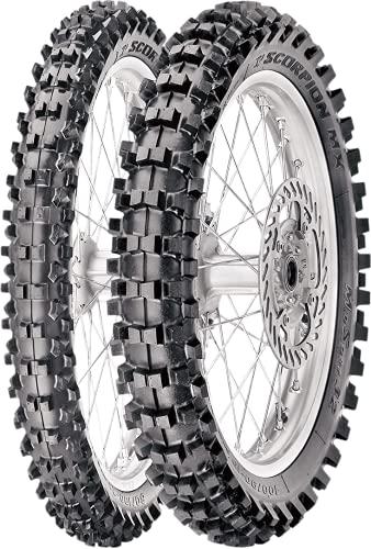 Pirelli 74867 Neumático 70/100-19 42M, Scorpion Mx32 Mid Soft para Turismo, Todas Las Temporadas