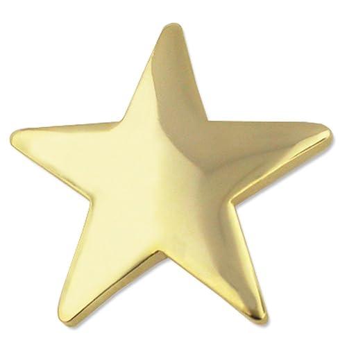 Gold Star Pin  Amazon.com e0bc6cd5abdb