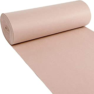 YANZHEN Hallway Runner Rugs Corridor Carpet Soft Water Absorption Champagne Extra Long Narrow Hall, Thickness 2.5mm, 1 M /...