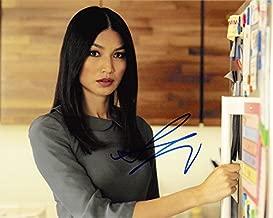 GEMMA CHAN - Humans AUTOGRAPH Signed 8x10 Photo