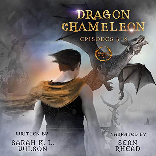 Dragon Chameleon: Episodes 5-8 cover art