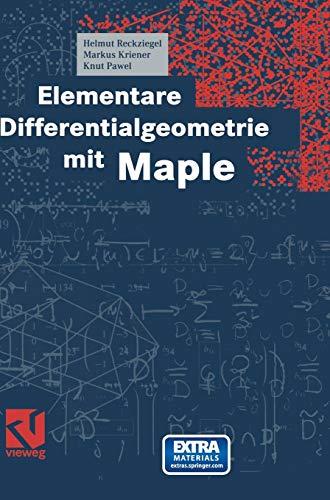 Elementare Differentialgeometrie mit Maple