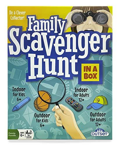 Family Scavenger Hunt Game (Amazon Exclusive)