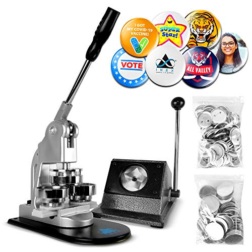 INEX Life Button Maker Machine Kit …