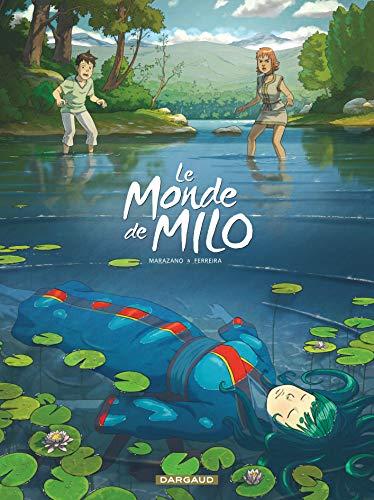 Le Monde de Milo - Tome 5 - Le Grand Soleil de Shardaaz - tome 1
