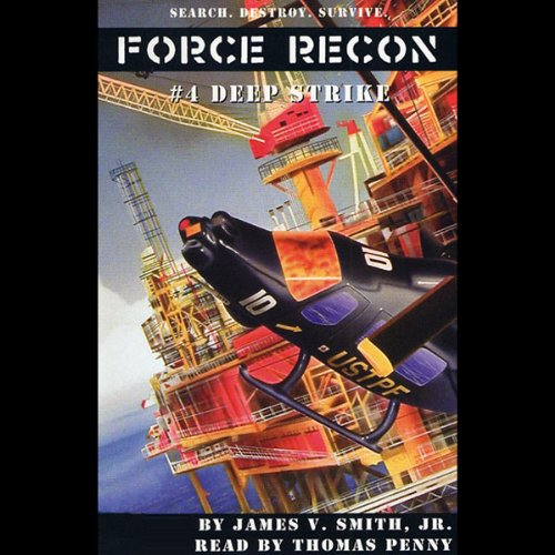 Deep Strike cover art