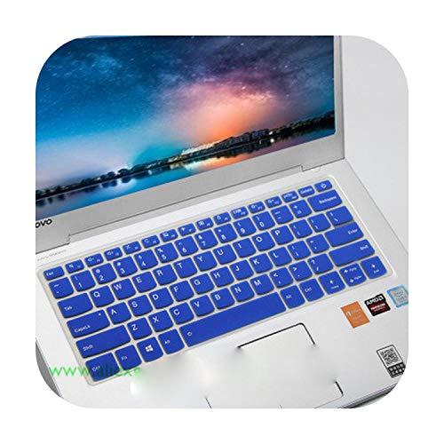 For Lenovo Ideapad S145 L340 S340 14Ast 14Iwl 14Igm 14Ikb S145-14Ast S145-14Ikb S145-14Iwl S145-14Igm 14' Laptop Keyboard Cover-Blue-
