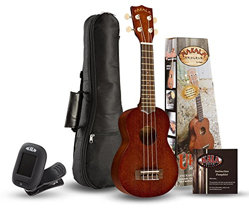 Kala KA MK S PACK - Pack con ukelele y accesorios