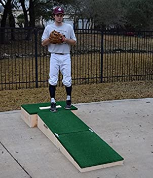 Portable Pitching Mound 10 inch for High School and Up