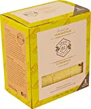 Crate 61 Lemongrass Soap 3 pack, 100% Vegan Cold Process, scented with premium essential oils, for men and women, face and body. ISO 9001 certified manufacturer