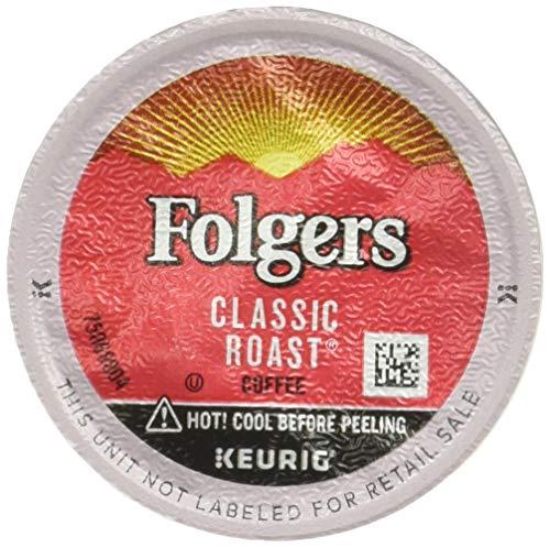 Capsulas Keurig marca Folgers