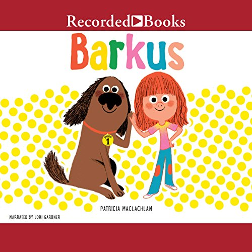 Barkus audiobook cover art