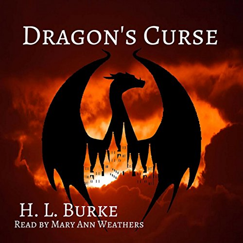Dragon's Curse audiobook cover art
