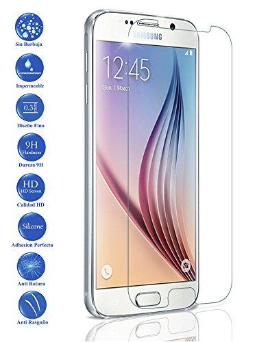 Todotumovil Protector de Pantalla Samsung Galaxy S6 SM-G920F de Cristal Templado Vidrio...
