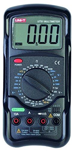 Uni-T UT51 / MIE0014 - Multímetro Digital