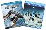 Star Trek: Into Darkness 3D / Star Trek: Beyond 3D (Blu-ray 3D / Blu-ray / DVD) (Blu-ray)
