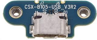 AUTOKAY New Wireless Charging Port Micro USB Jack Replacement for Beats Studio 2.0 2