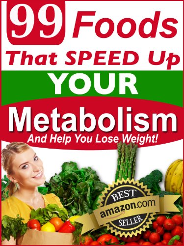 Foods to help speed up your metabolism