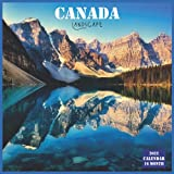 Canada Landscape Calendar 2022: Official Canada Calendar 2022 , 16 Month Calendar
