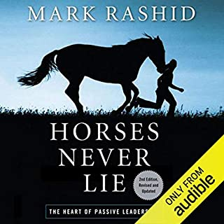 Horses Never Lie, 2nd Edition audiobook cover art