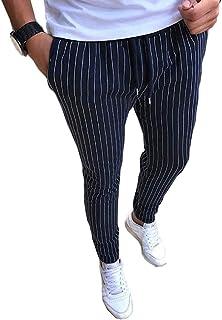 [ピュ フェリーチェ]メンズ ジョガーパンツ スウェット 秋 冬 スキニー トレーニング ゆったり ロング パンツ M~5XL