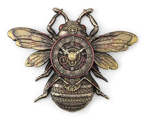 Steam Punk Bee Clock