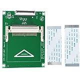 Scheda adattatore da CF Card a ZIF CE, scheda adattatore Compact Flash HDD SSD da 50 pollici da 1,8 pollici per DOS/Windows 3.1/95/NT/98/Me/2000/XP/Vista/Linux/Mac, scheda adattatori per convertitore