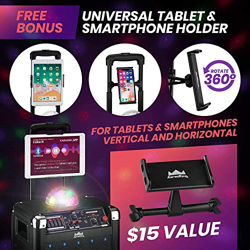 Get the party started! The best karaoke machine for your home. 5