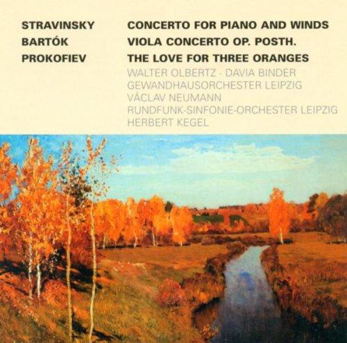 Concerto for Piano and Wind Instruments: II. Largo - Piu Mosso - Doppia valore - Tempo primo