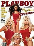 Playboy Men's Magazine Pamela Anderson & Babes Of Baywatch June 1998
