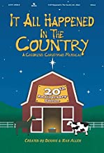 It All Happened in the Country - 20th Anniversary Edition (Choral Book)